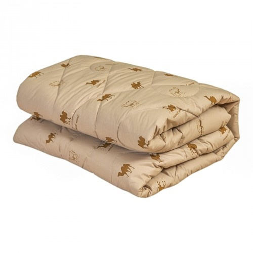 Купи ть одеяло из верблюжьей шерсти