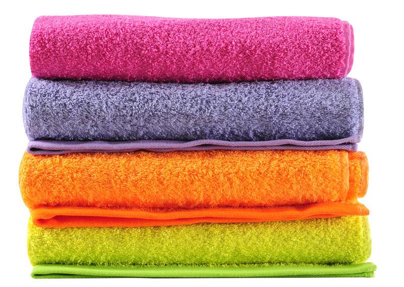 Махровые полотенца оптом из Иваново