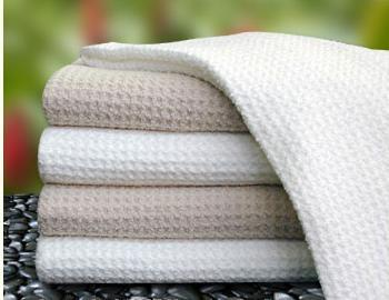 Вафельные полотенца оптом по низкой цене из Иваново
